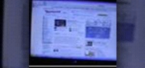 Change homepage in Firefox