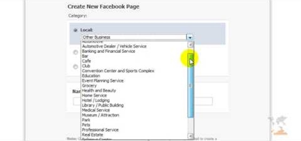 How To Create A Facebook Page Internet Gadget Hacks