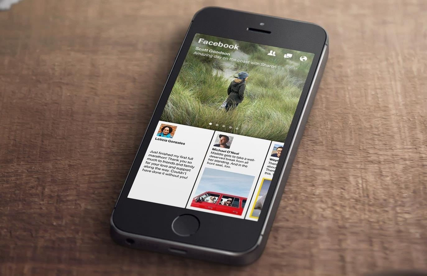 How to Get the Facebook Paper App on Your iPhone—No Matter What Country You Live In