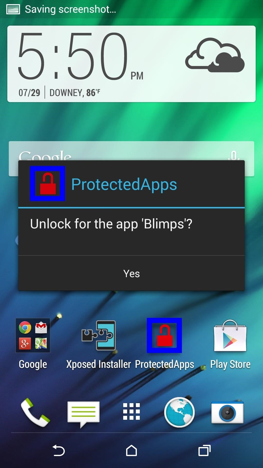 How to Add a Password, Pattern, or PIN Lock to Any App on Your HTC ...