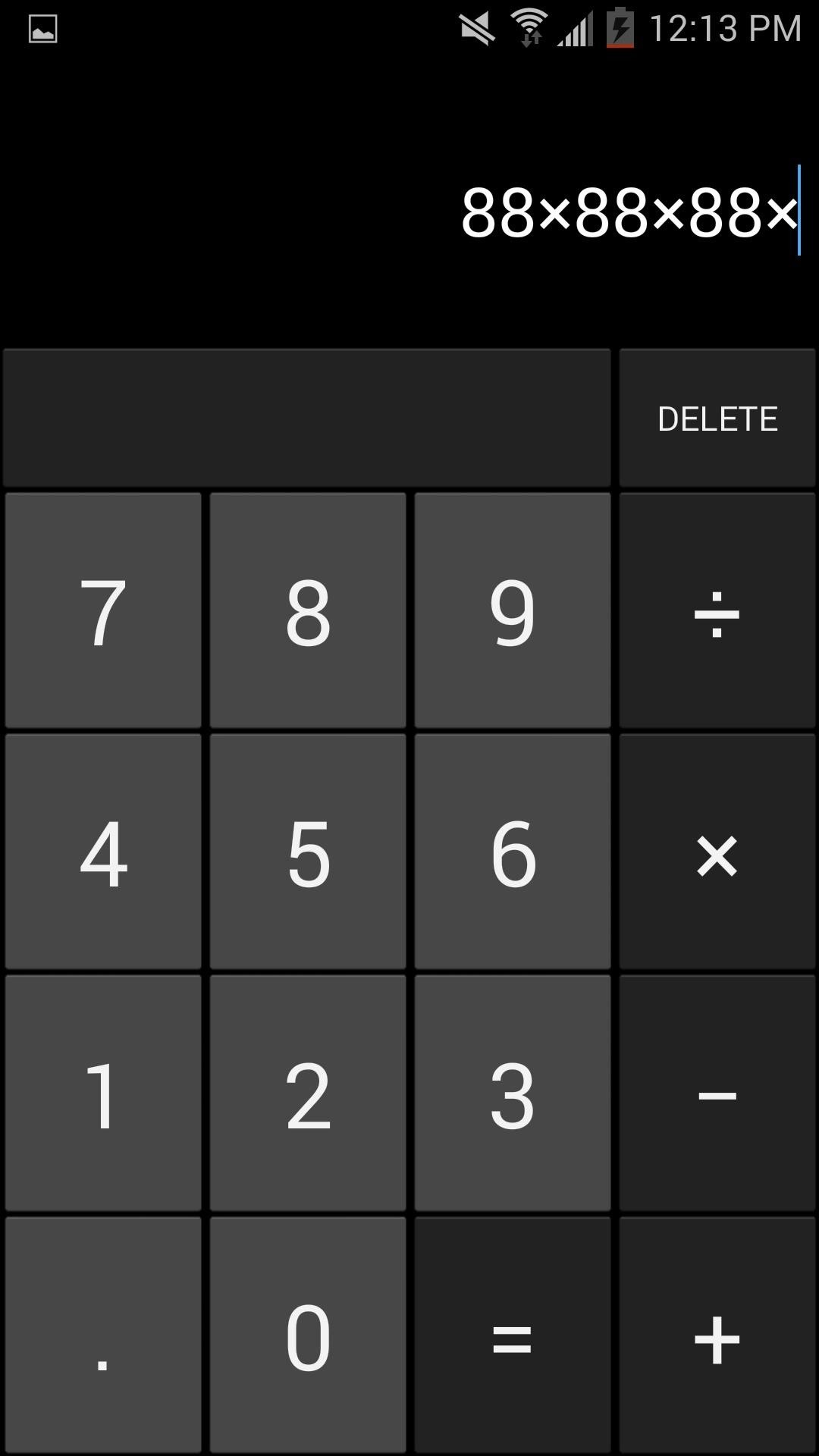 DINA: Secret calculator app for android