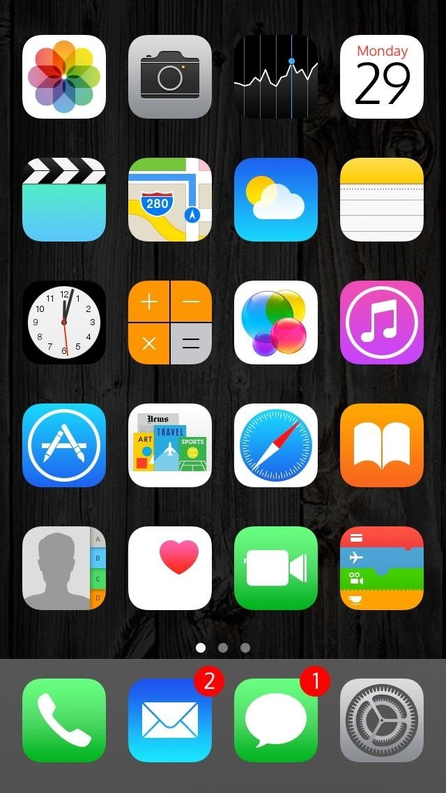 How to Customize Your iPhone's Status Bar & Icon Label Colors