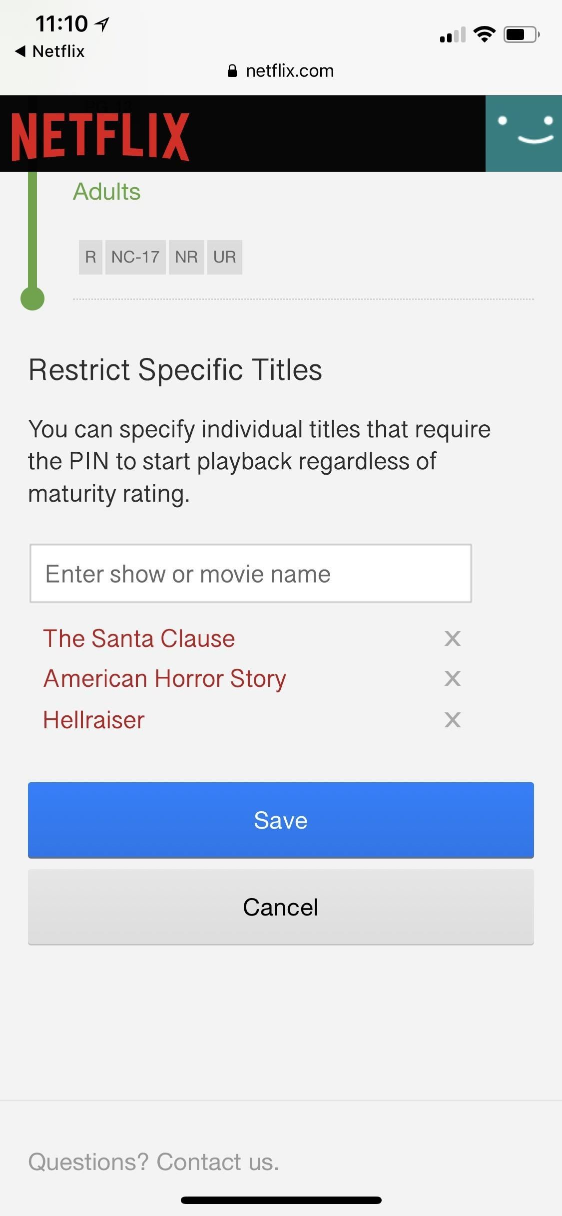 Netflix 101: Parental Controls for Individual TV Show & Movie Titles Are Coming