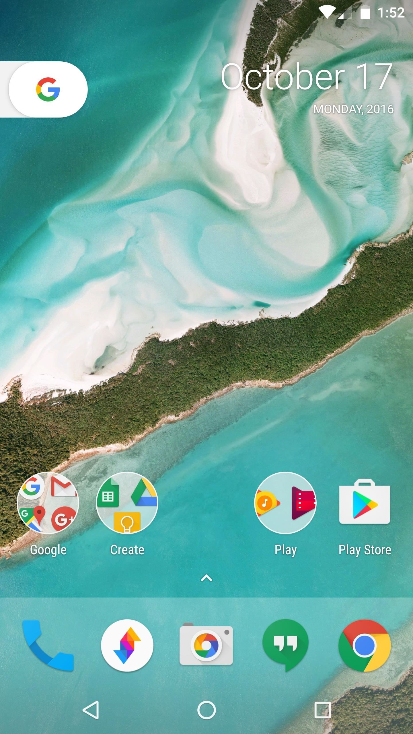 How To Get The Pixels Amazing New Live Earth Wallpapers On Your Android