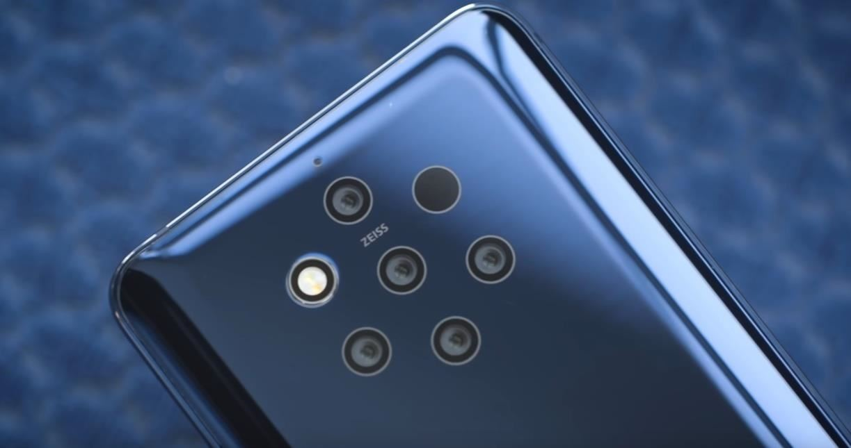 Meet the Nokia 9 PureView — the Pixel 3 XL You Wanted