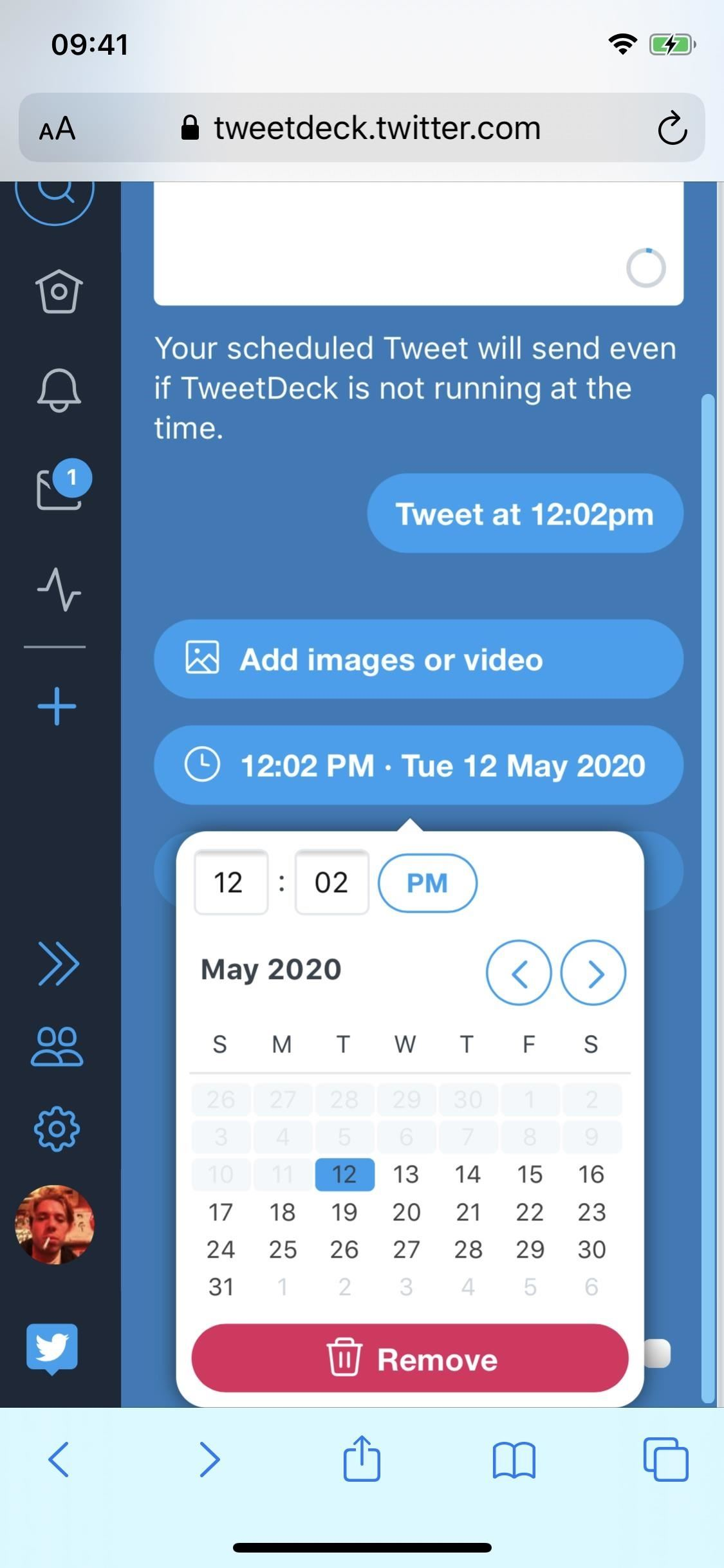 How to Schedule a Tweet on Twitter from Your iPhone or Android Phone
