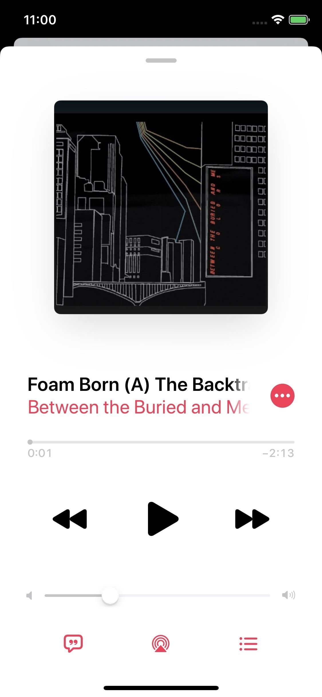Displaying moving, time-lapse lyrics in Apple Music to which you can sing along Your favorite songs in iOS 13