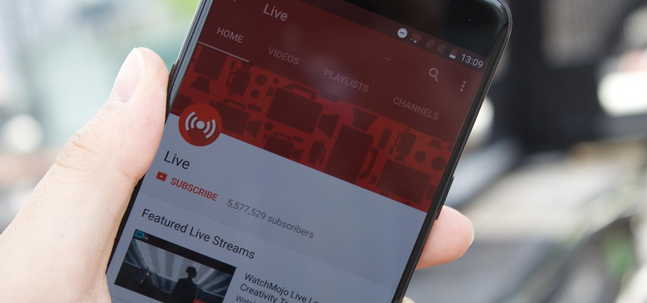 How to Live Stream from Your Phone