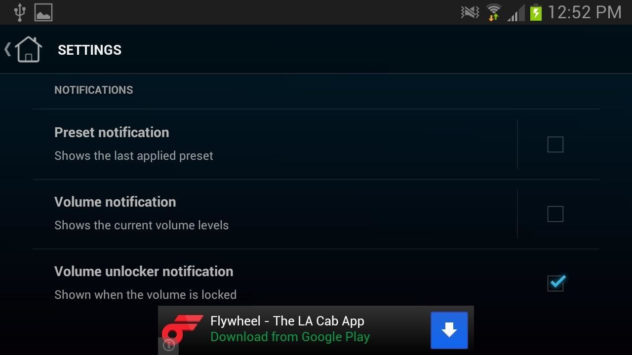 How to Get Complete Control Over System Audio & Alert Sounds on Your Samsung Galaxy S3