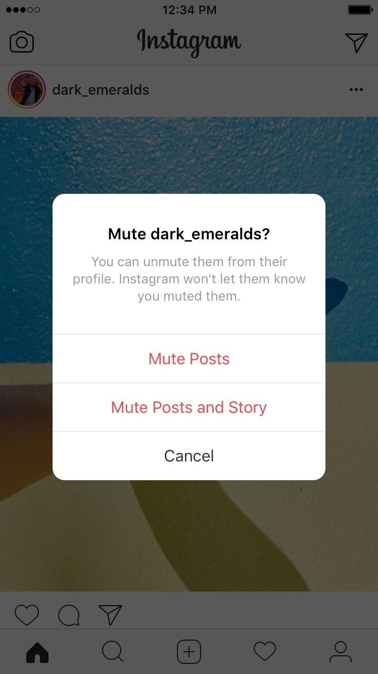 How to Mute People on Instagram So You Don't Have to Unfollow or Block Them Completely
