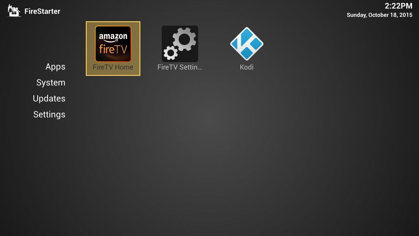How to Open Kodi & Other Unofficial Apps Faster on Amazon Fire TV Devices