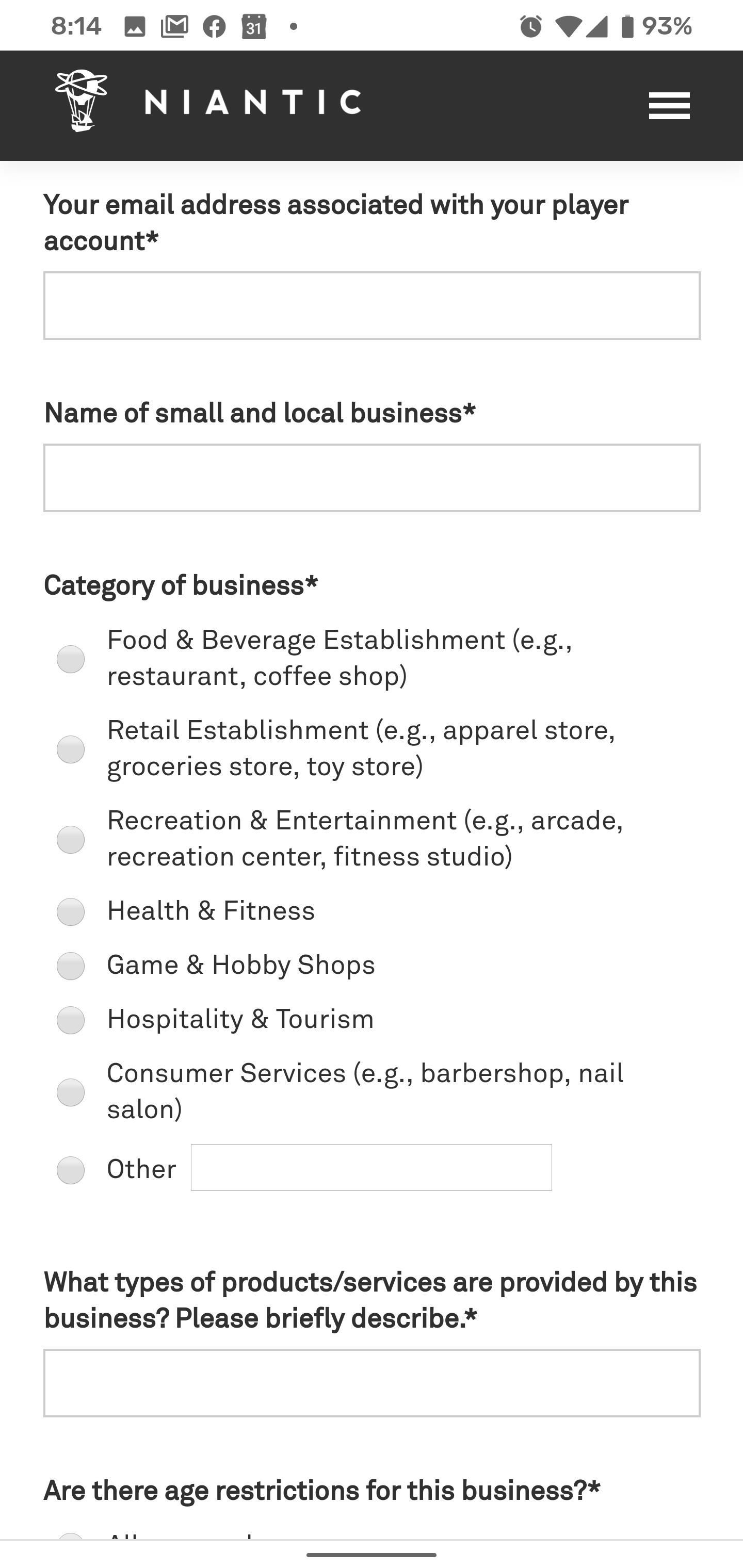 How to Get Your Favorite Local Business into Pokémon GO
