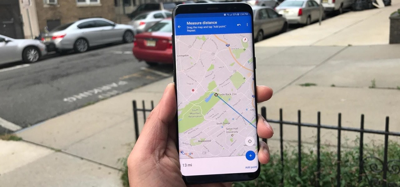 Use Google Maps to Measure the Distance Between 2 or More Points on Android or iPhone