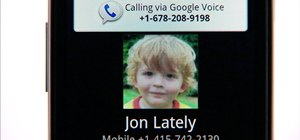 Use the Google Voice app in Gingerbread on the Nexus S