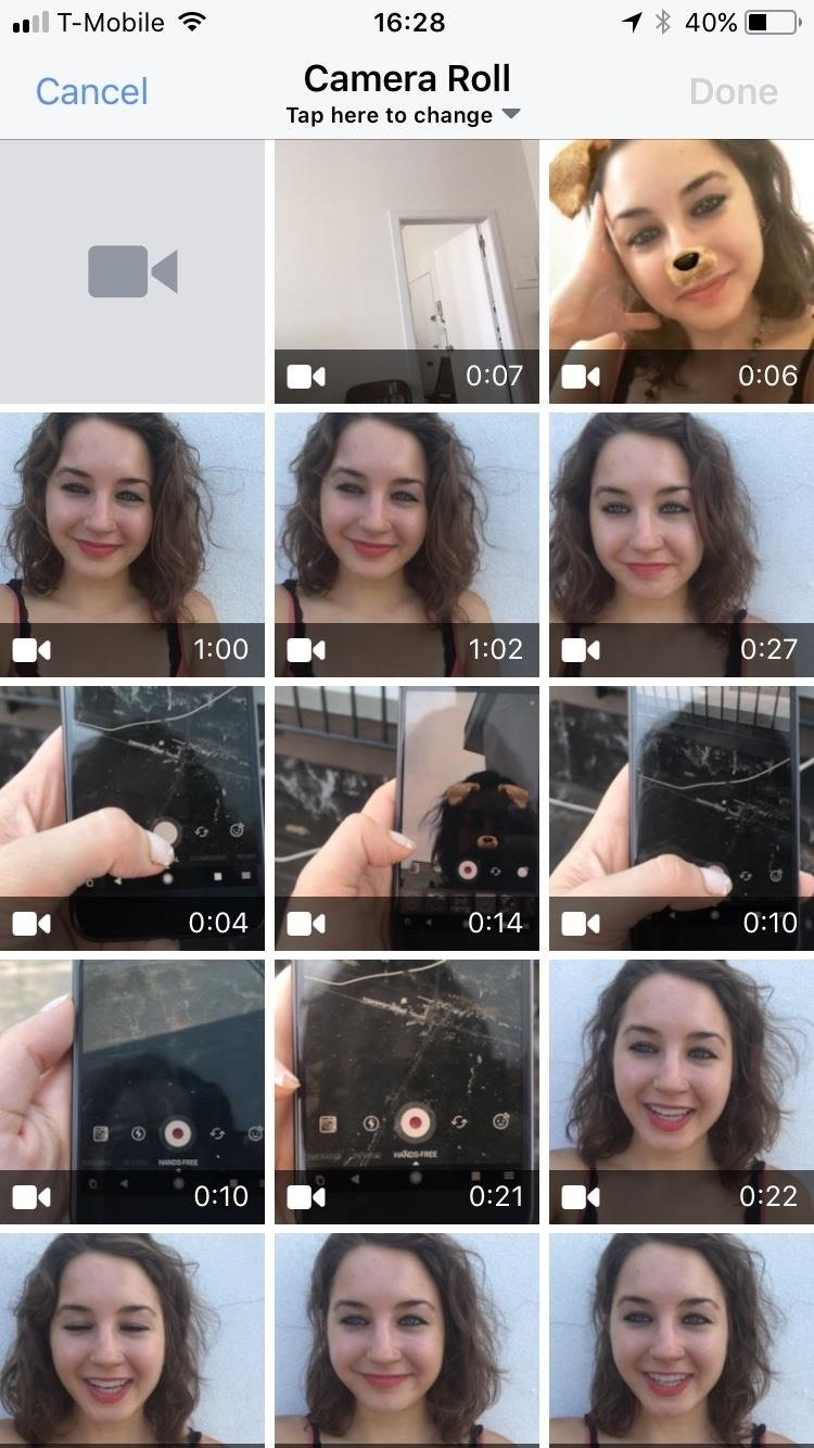 Facebook 101: How to Make Your Profile Pic a Video That Loops