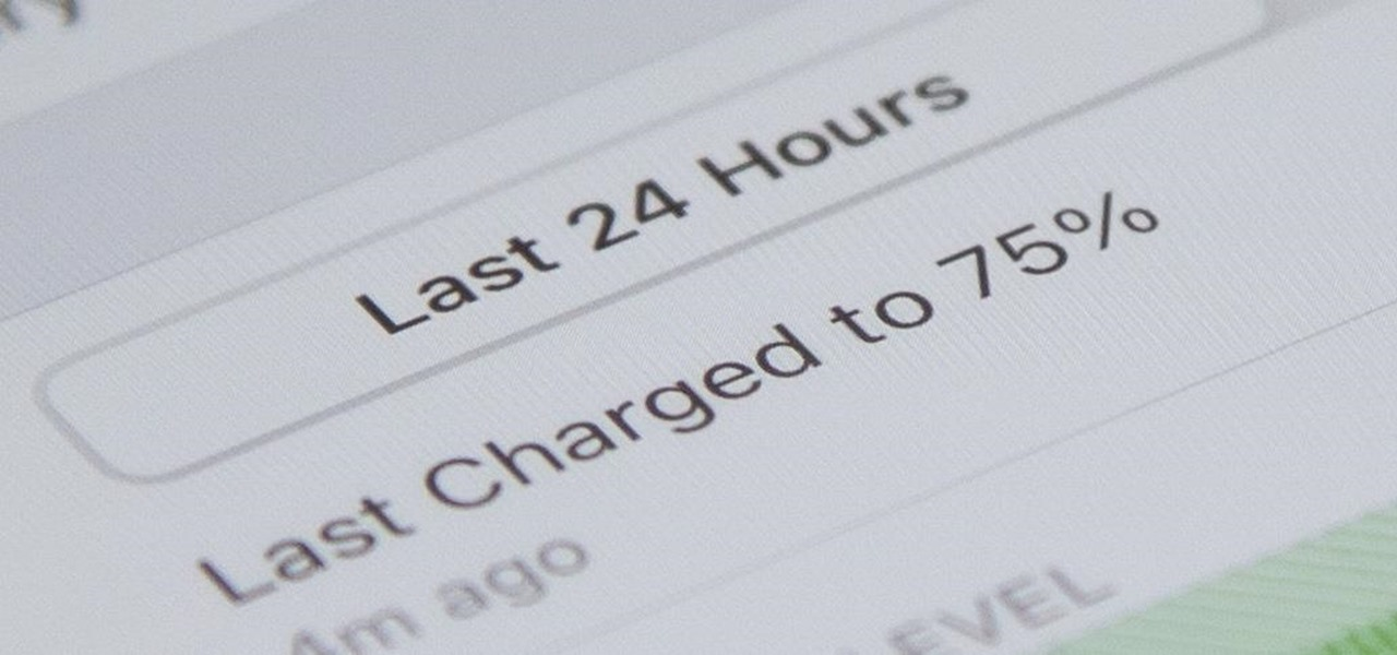 View the Exact Battery Percentage on Your iPhone 12, 12 Mini, 12 Pro, or 12 Pro Max