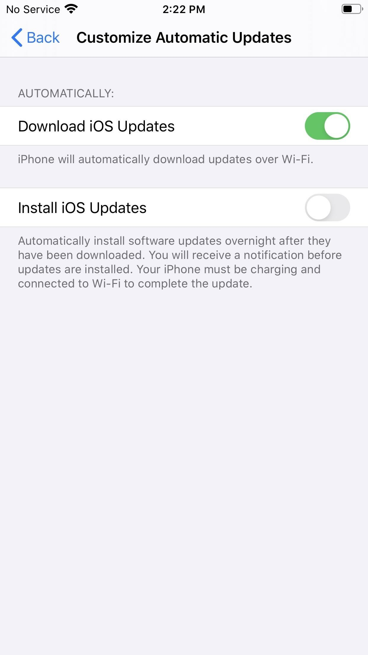 Apple's iOS 13.6 Public Beta 2 for iPhone Includes Option to Automatically Download New Updates