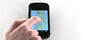Use the new YouTube 2.0 app on a Google Nexus S smartphone