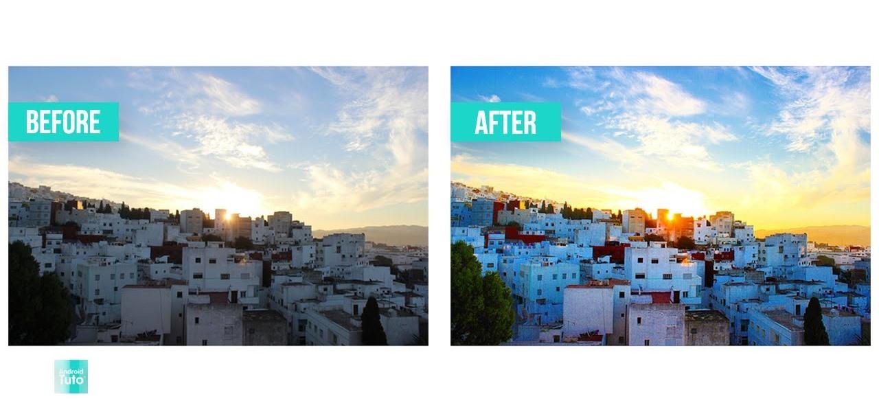 How to Instagram Tutorial: Editing sunrise/sunset Photos