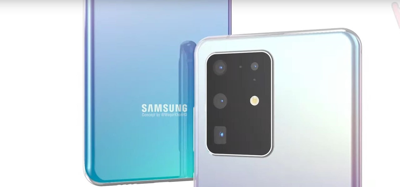 The Latest Leaks & Rumors of Samsung Newest Flagship — Galaxy S20 Ultra