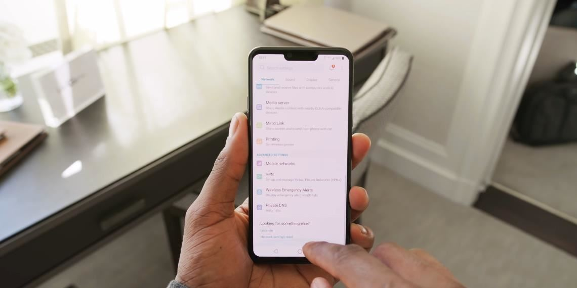 Sound and lock on the screen? Here's what you should know about LG G8 ThinQ