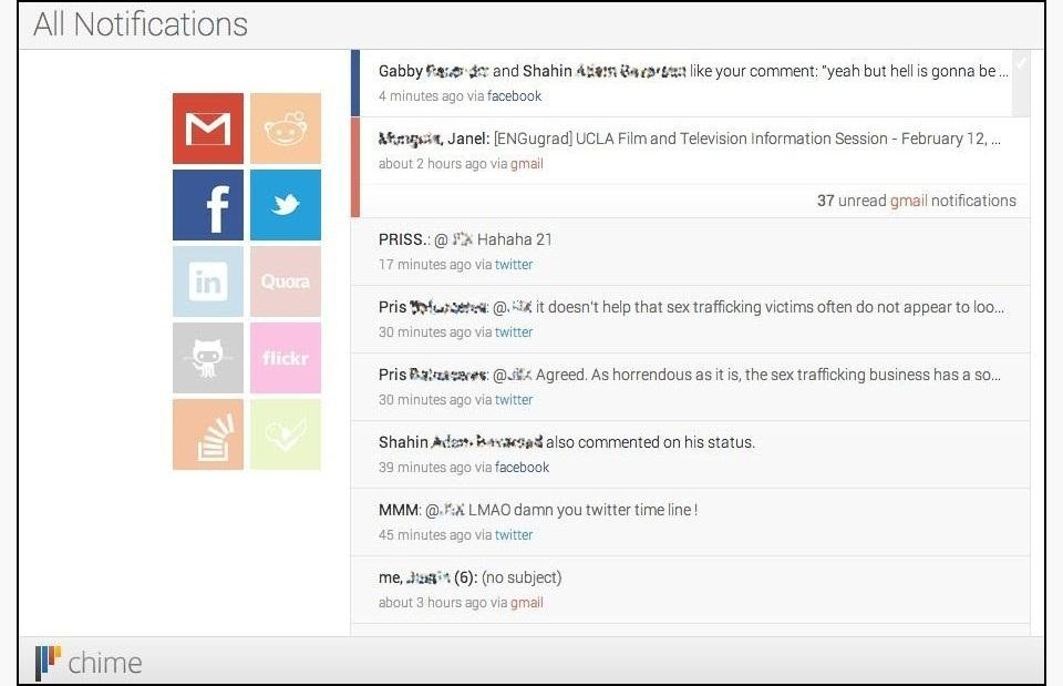 How to Check All of Your Social Media Notifications in Chrome at the Same Time