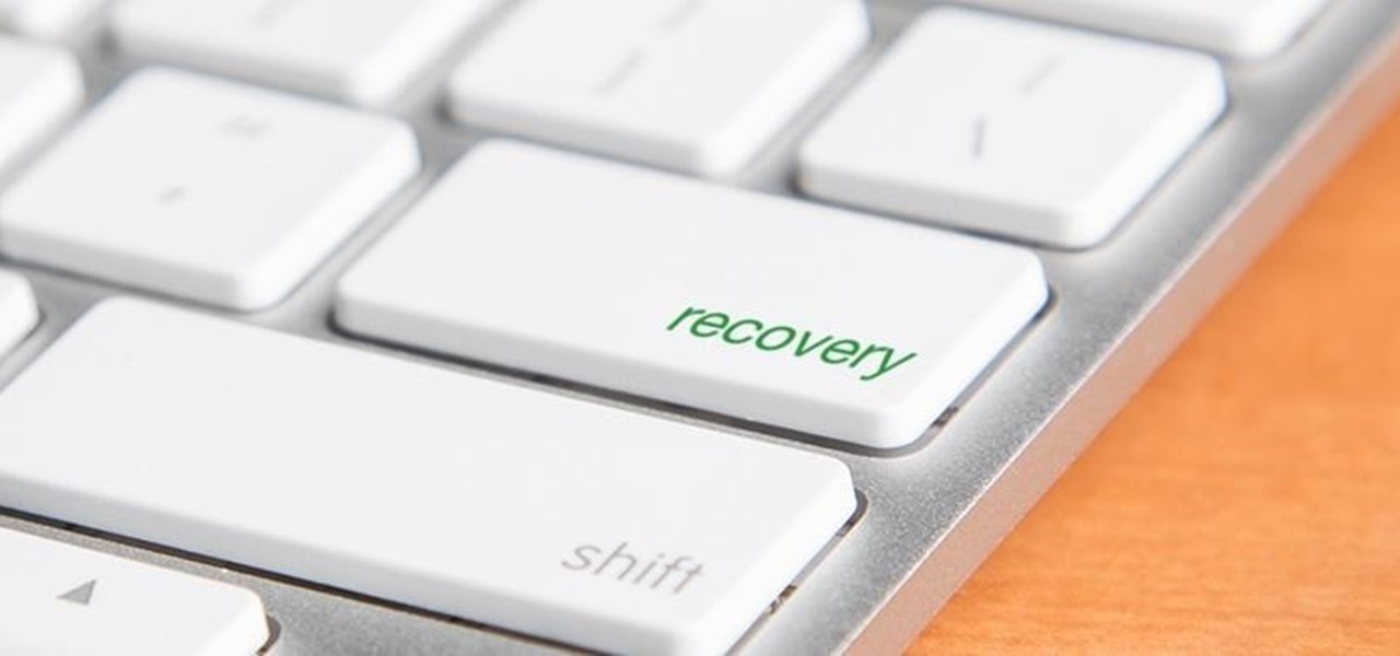Reformat Mac OS X Without a Recovery Disc or Drive