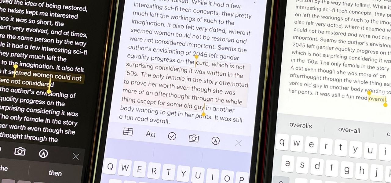 The Way You Select Text on Your iPhone Will Change Once You Know These Hidden Tricks