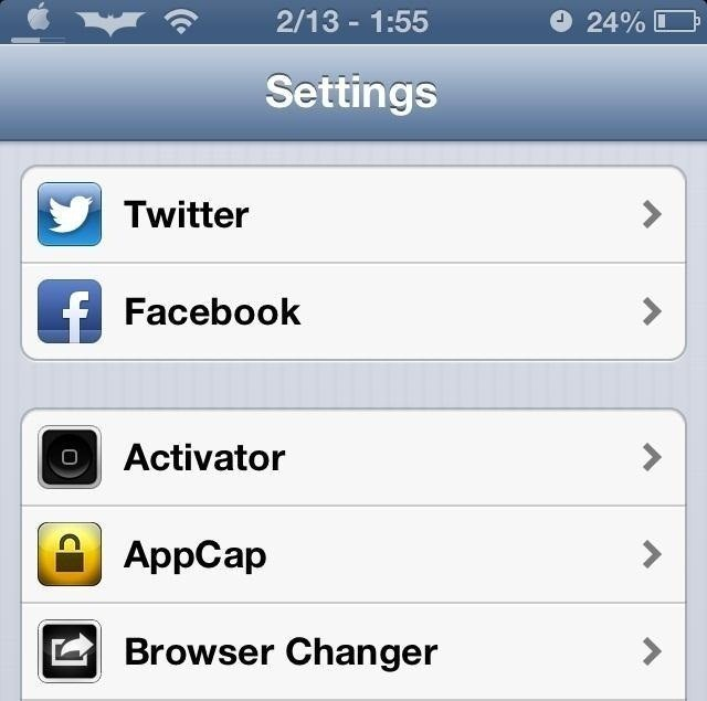 This Cydia Tweak Caps Your App Usage on Your iPhone So You Can Be a More Productive You