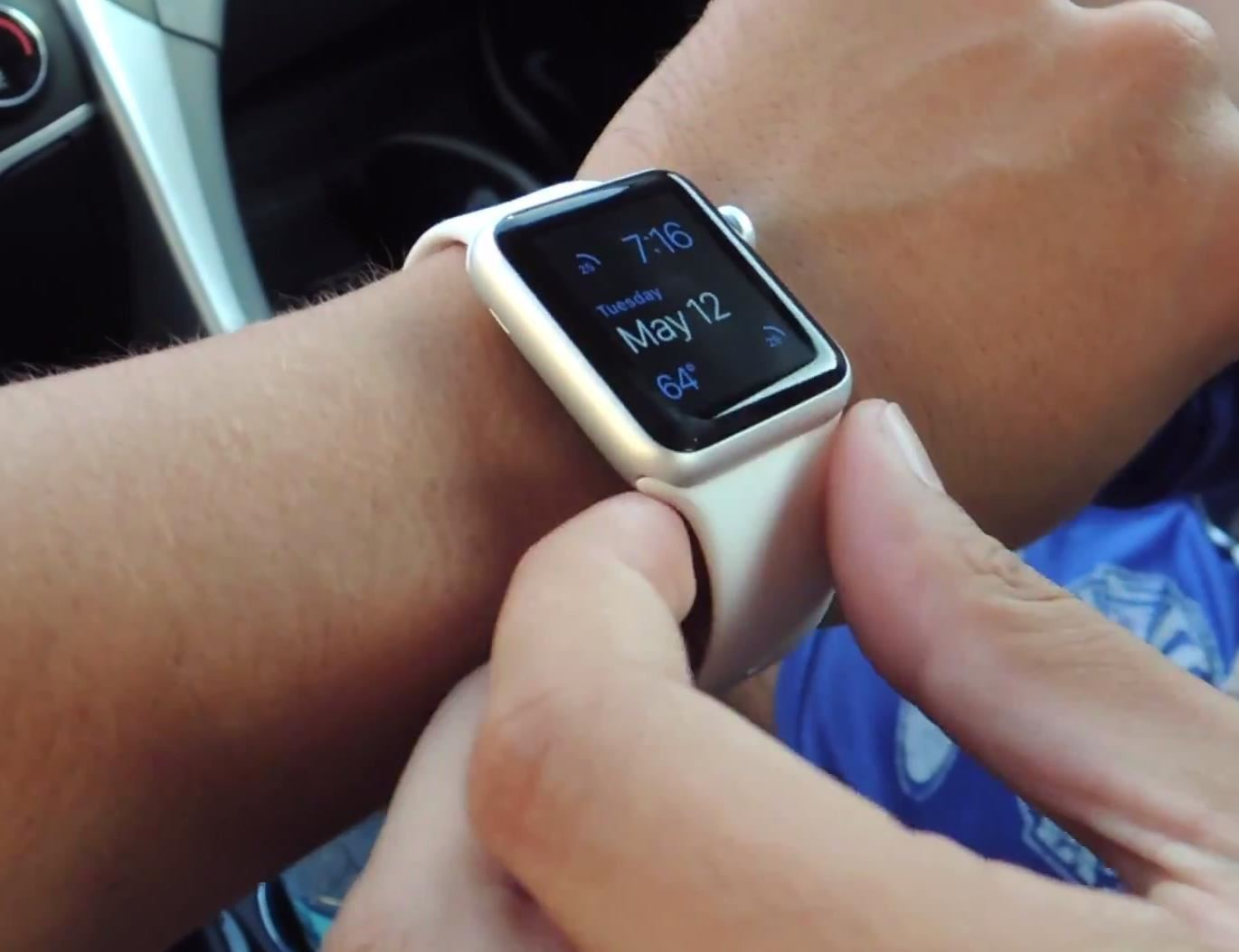 Apple Watch Vulnerability Lets Thieves Use Apple Pay Without Your PIN