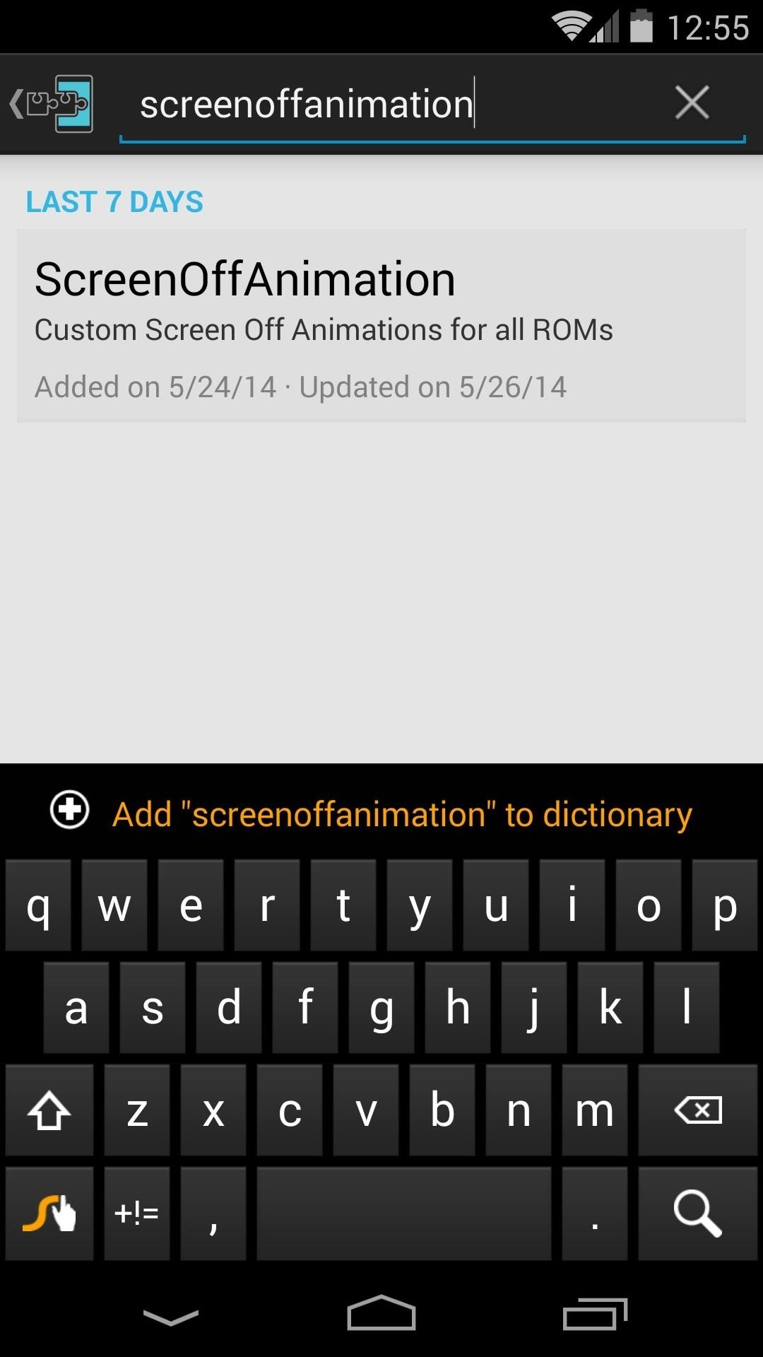 How to Get Custom Screen-Off Effects for Your Nexus 5 or Other Android Device