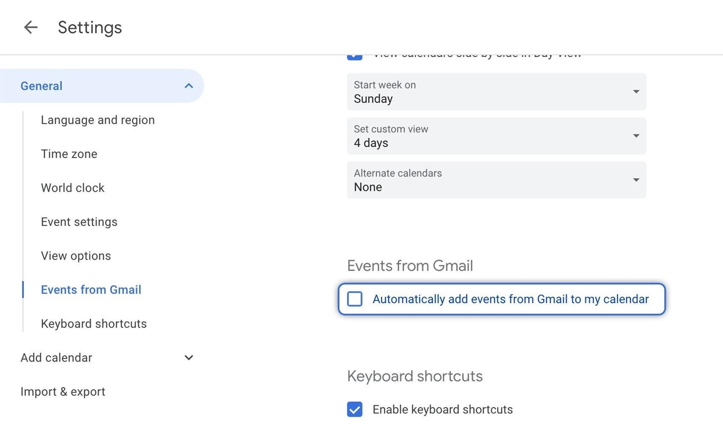 Spam Events Showing Up in Google Calendar? Here's the Fix
