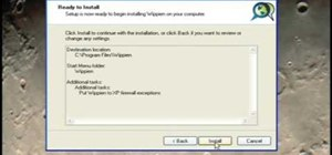 Set Up Wippien VPN in Windows XP