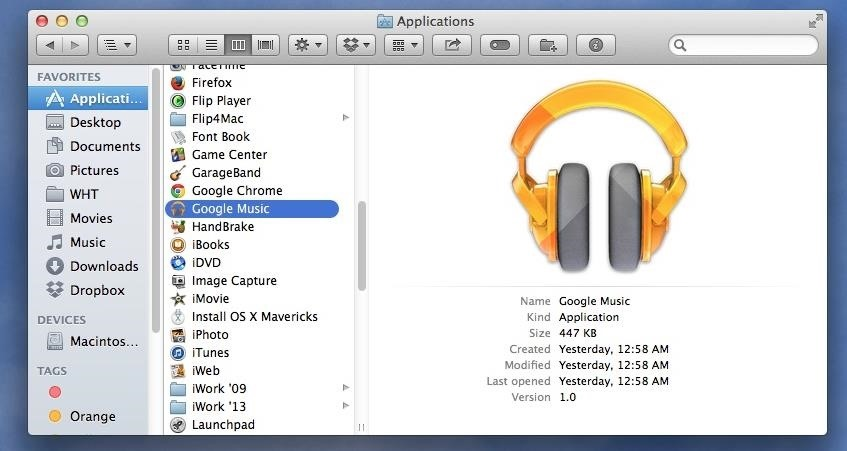 How to Get the Unofficial Google Music Player App for Mac Before It's Too Late