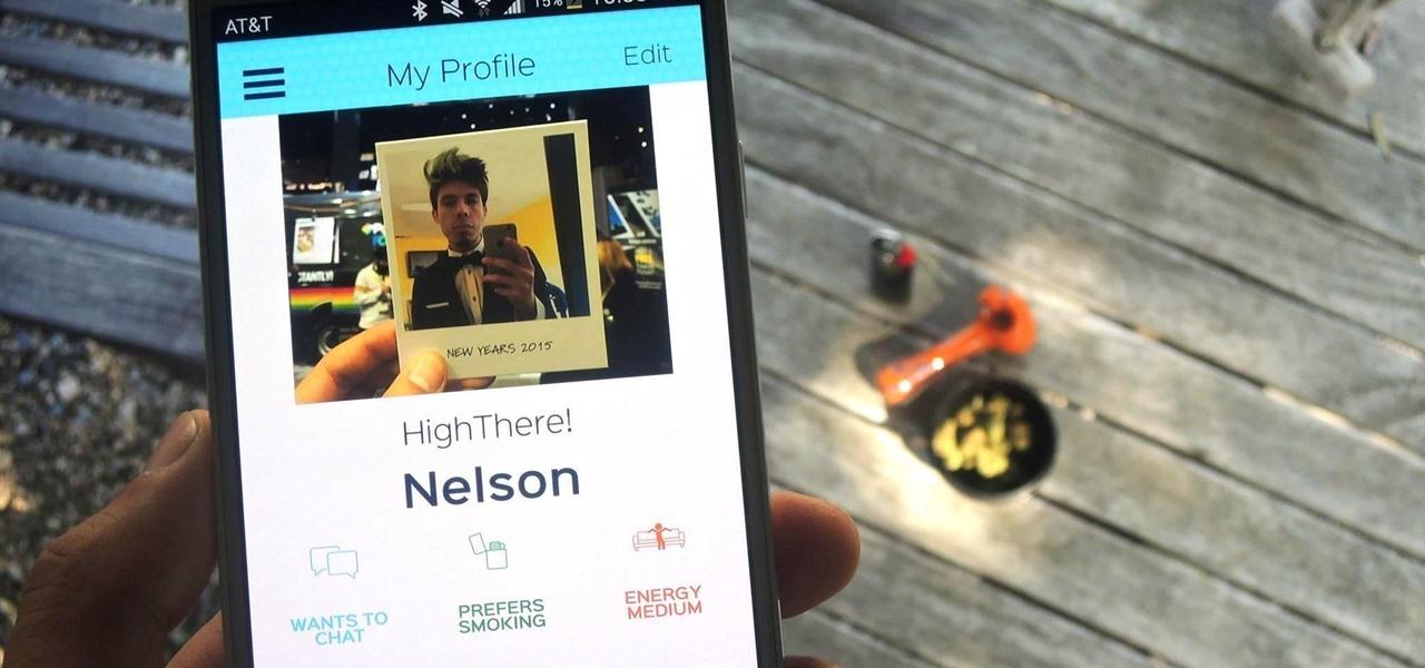 smoking dating app