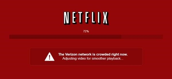Netflix & Verizon Could Be Headed Towards a Legal Battle