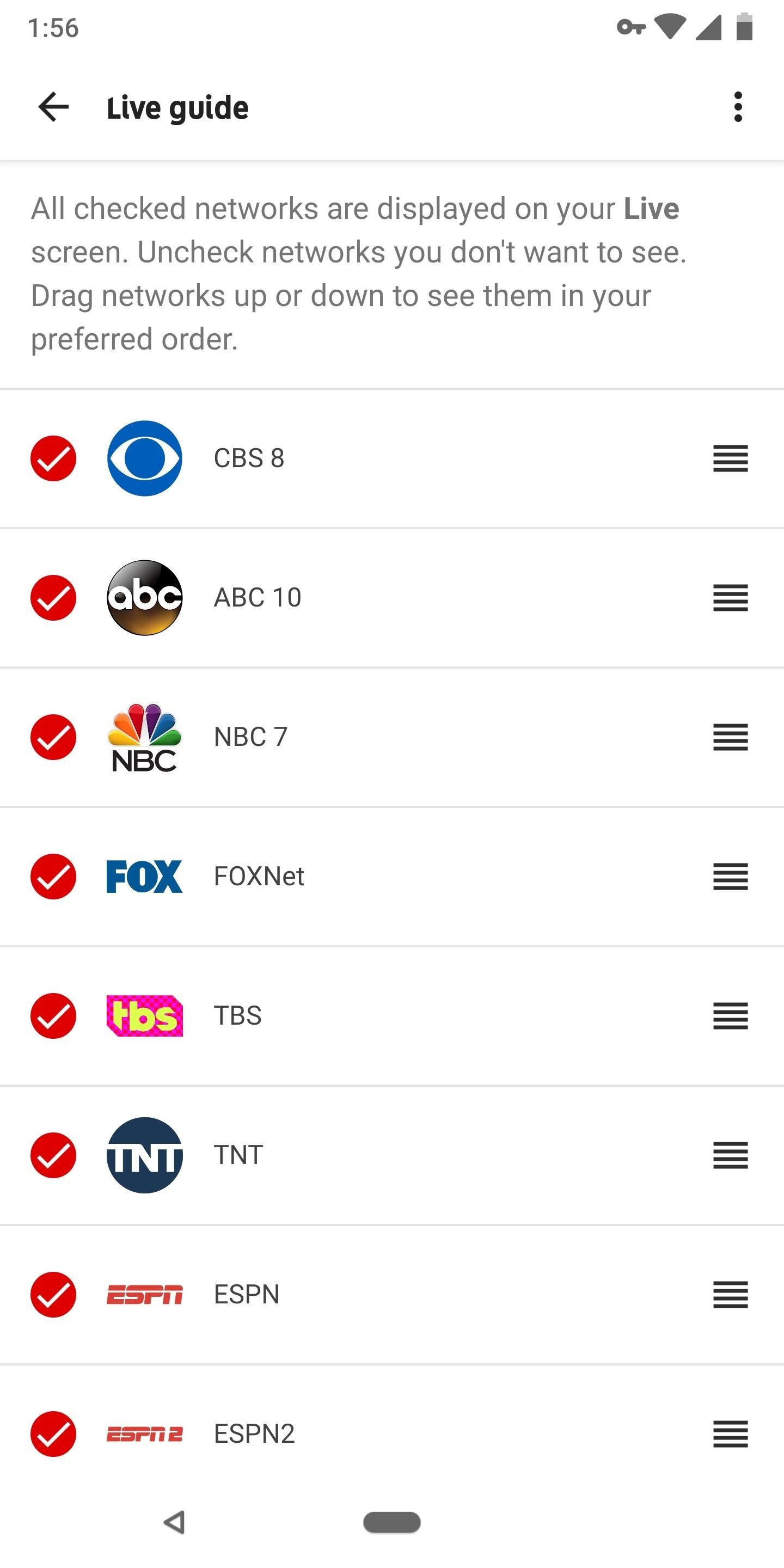 The 5 Best Streaming Cable Apps for Live TV on Your Phone