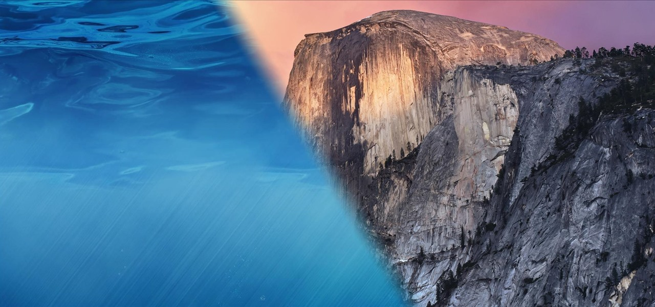 Get the OS X Yosemite & iOS 8 Wallpapers on Your iPhone, iPad, or Mac