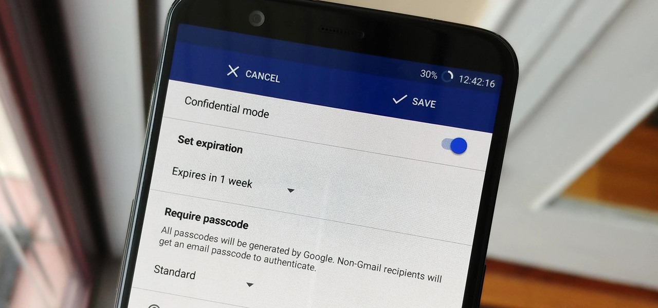 Use Gmail's New Confidential Mode to Send Private, Self-Destructing Emails from Your Phone