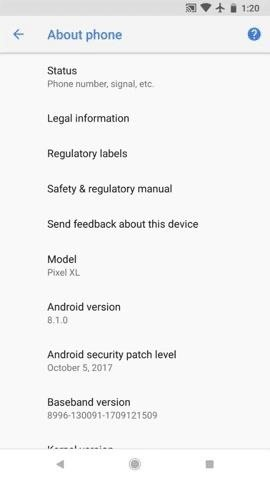 Android 8.1 Oreo New Feature Roundup — What's Coming to Pixel & Nexus Devices