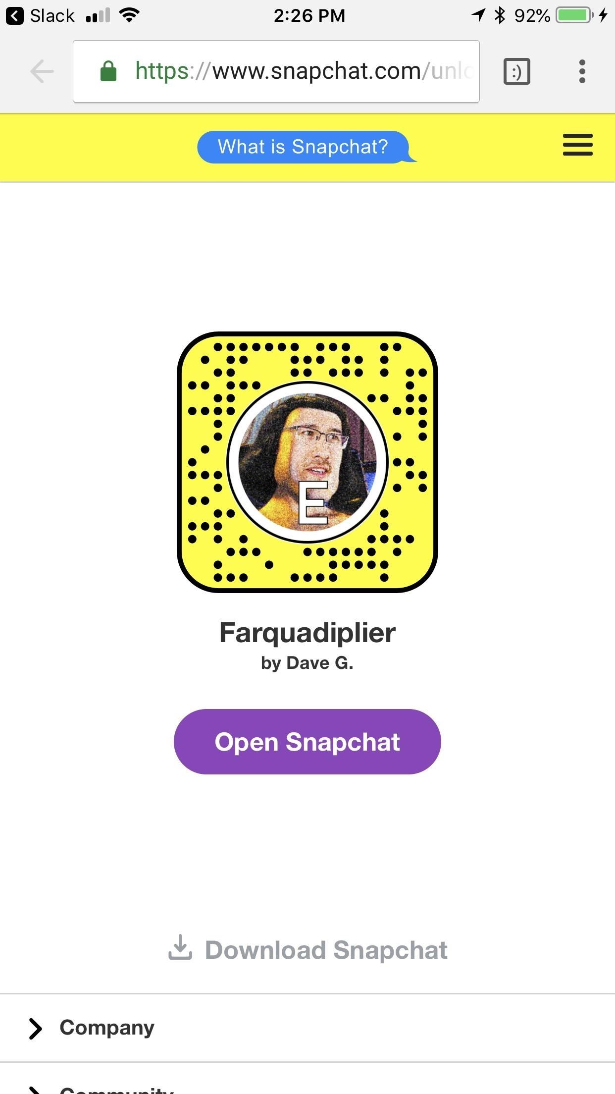 5 Snapchat Lenses You Have to Try Out This Week — Maroon 5, Markiplier & More