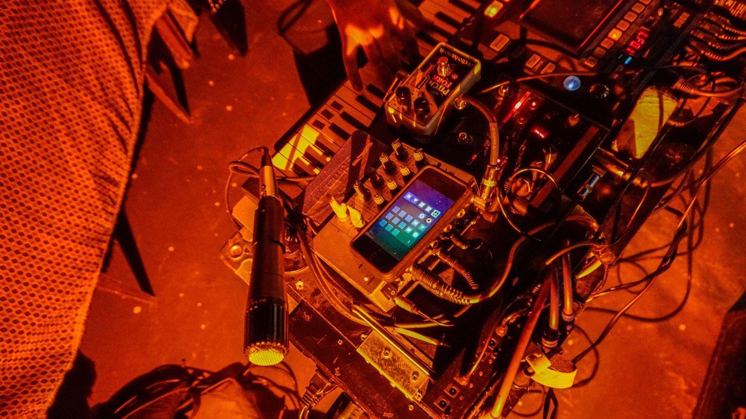 The Smartphones of Austin's Underground Musicians