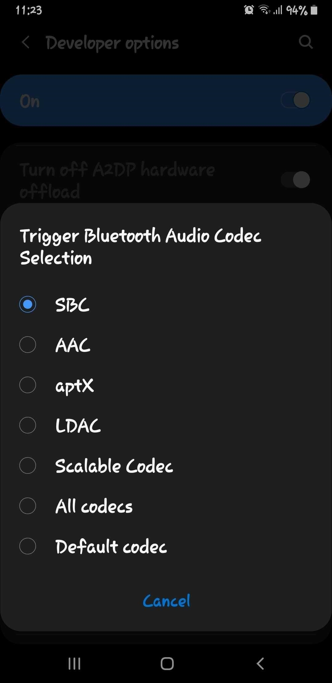 9 Hidden Audio Mods for Your Galaxy on One UI « Android