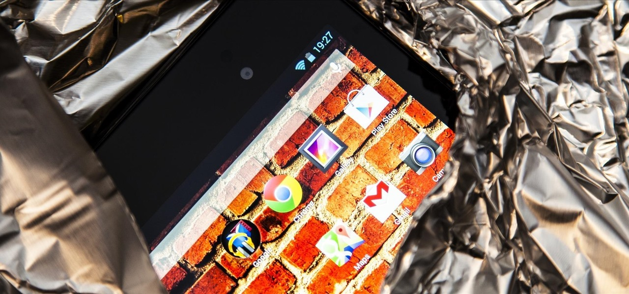 How to Block the Government & Other Privacy Invaders from Connecting to Your Nexus 7 Tablet