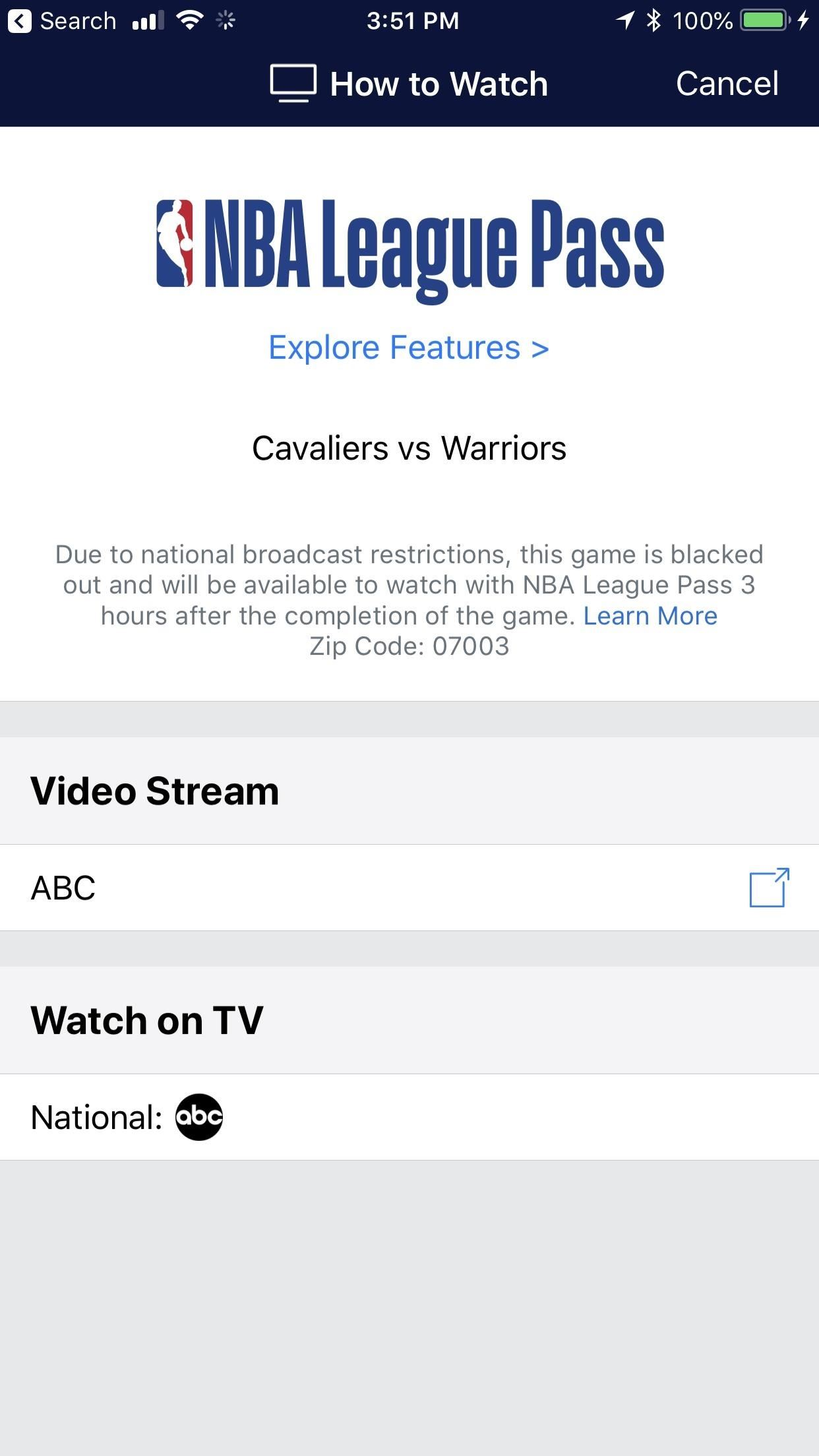 How to Watch the 2018 NBA Finals on Your Smartphone for Free — Without a Cable Subscription