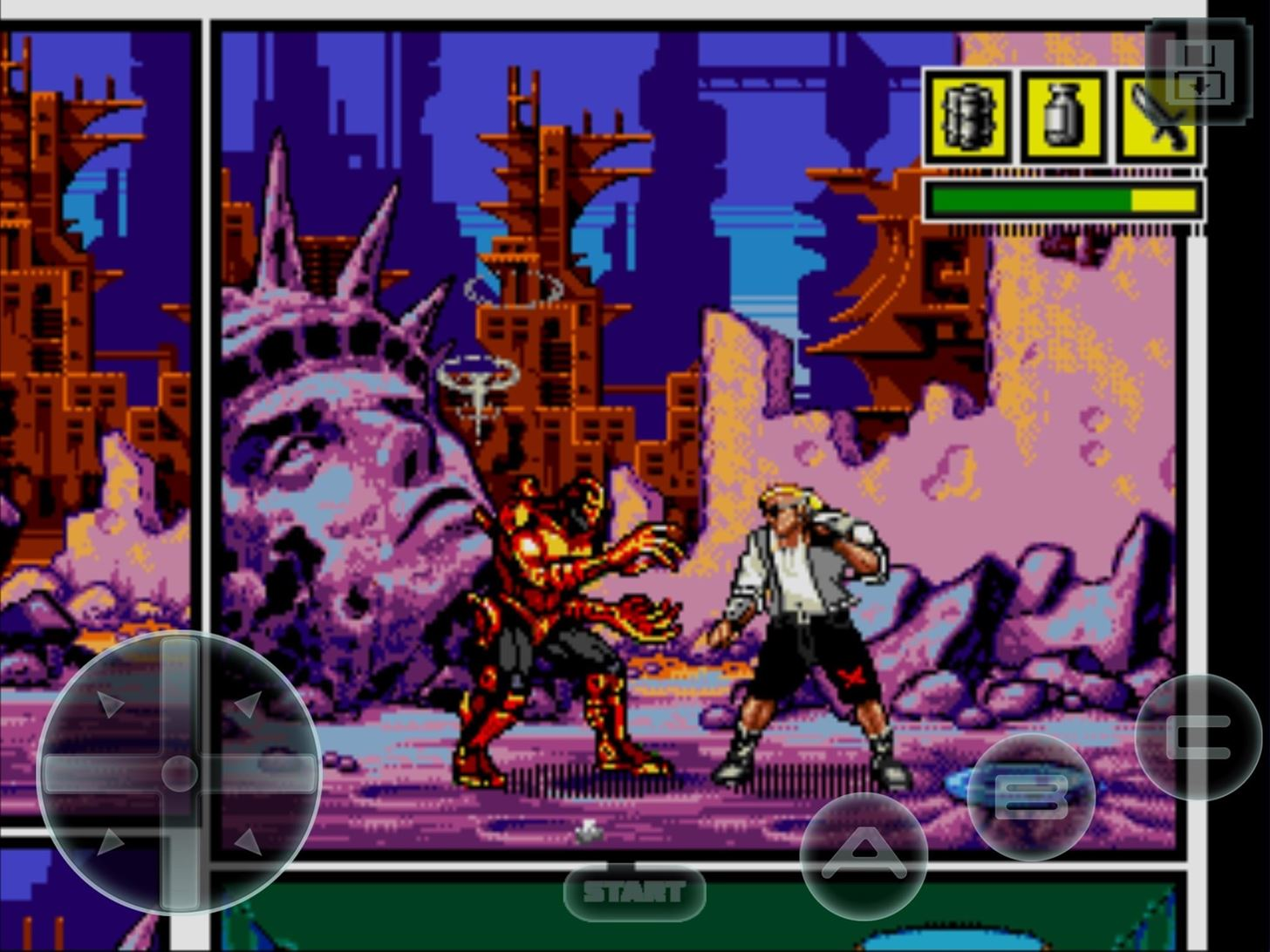 Play 'Comix Zone' on Your iPhone Now & Relive the Glory Days of Arcade-Style Fighting Games