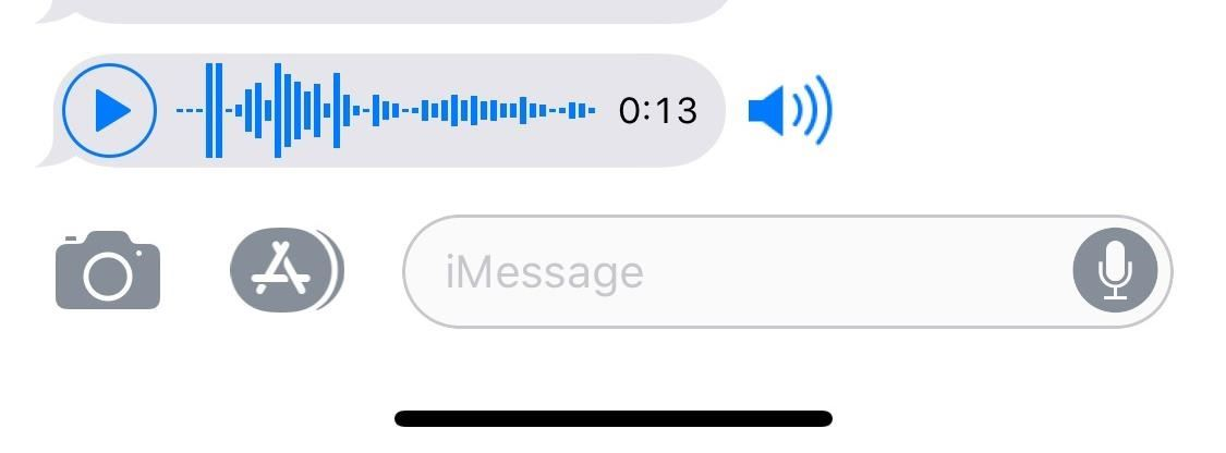 How to Stop Audio Messages from Self-Destructing in iMessage So You Can Keep Them Forever