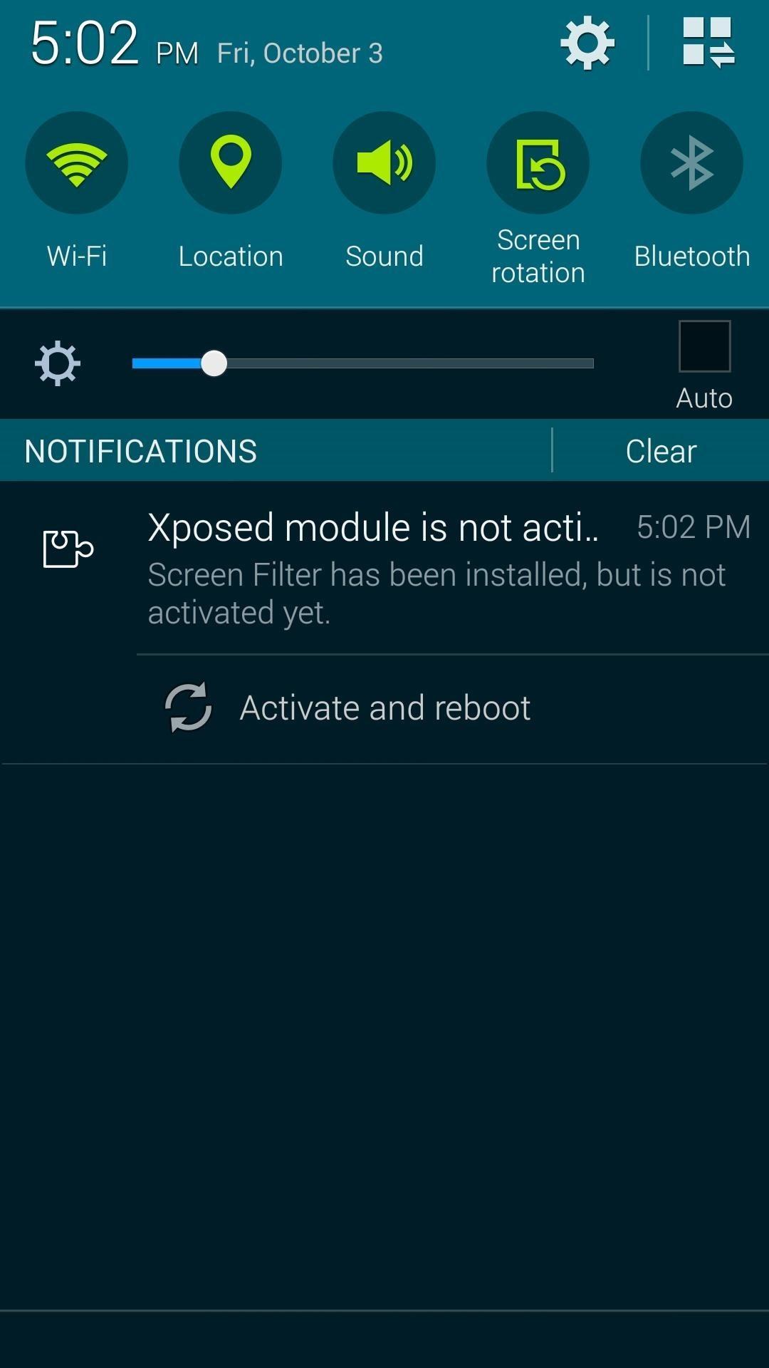 Eliminate Screen Flicker & Lower Minimum Brightness on Android