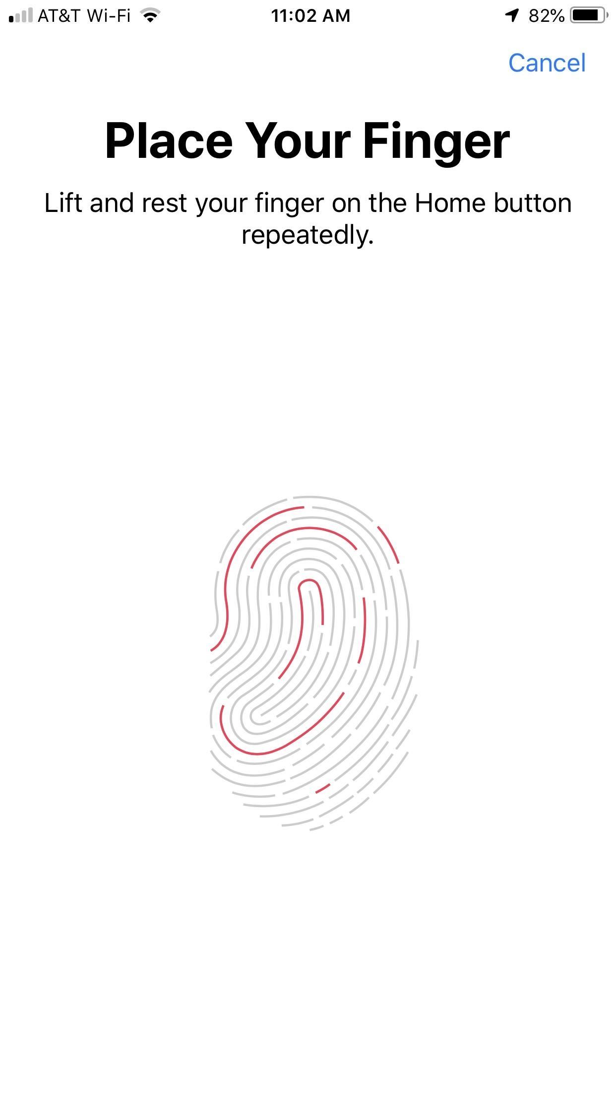 How to use all 10 fingerprints for the Touch ID on your iPhone - not just five of them