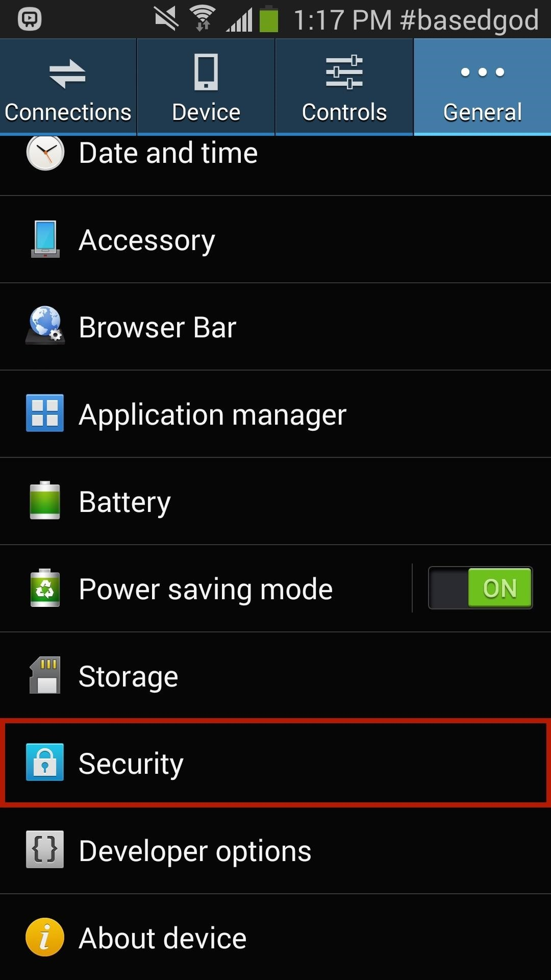 "How to Enable ""Unknown Sources"" in Order to Download Independent Apps on Your Galaxy Note 2 or 3"